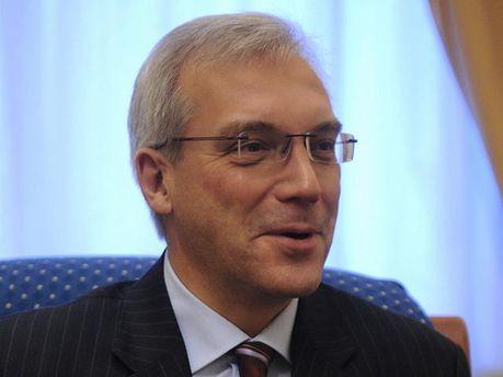 Представитель РФ при НАТО Александр Грушко