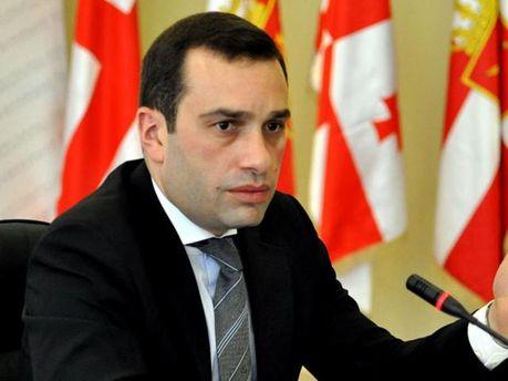 Министр обороны Грузии Ираклия Аласания