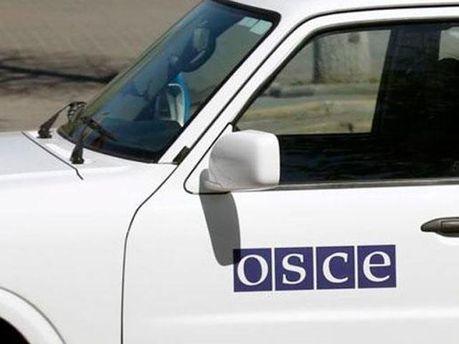 Автомобиль ОБСЄ