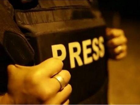 Журналисты исчезли в зоне АТО