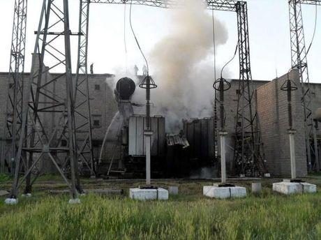 Завод феросплавів у Стаханові