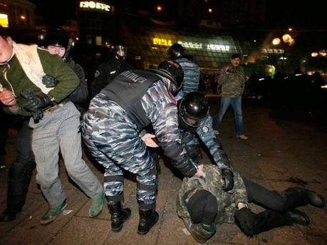 Розгін Майдану 30-го листопада