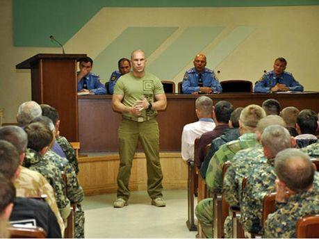 На Полтащині створено новий батальйон особливого призначення