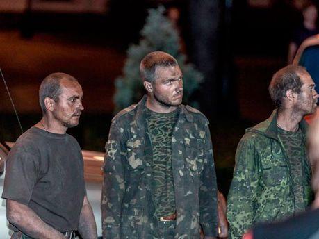 Освобожденные заложники