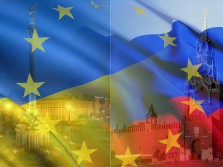 Россия требует изменений в Соглашение ЕС
