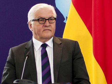 Франк-Вальтер Штайнмаер