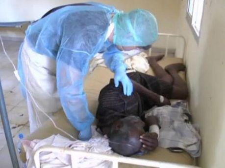 Лихоманка Ебола