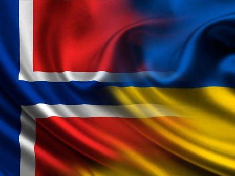 Норвегия поддерживает Украину