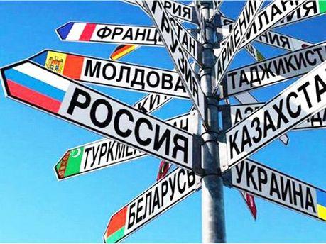 Страны СССР