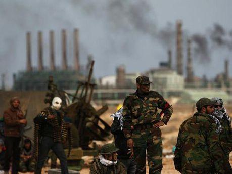 Бойовики в Лівії