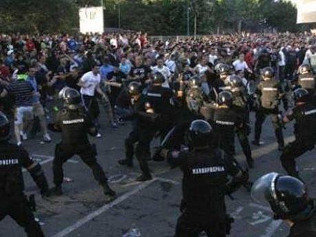 Заворушення у Белграді