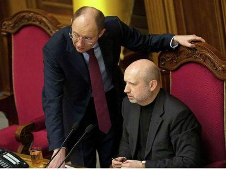 Яценюк запропонував скликати 7 жовтня позачергове засідання Ради