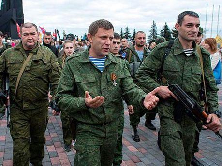 """Террористы """"ДНР"""" придумали себе, что у них будет правительство"""