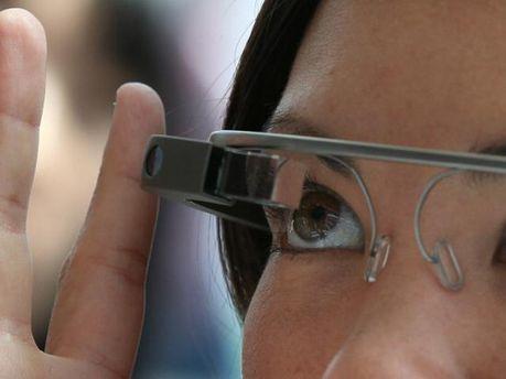Google Glass на базі процесорів Intel вийдуть у 2015 році