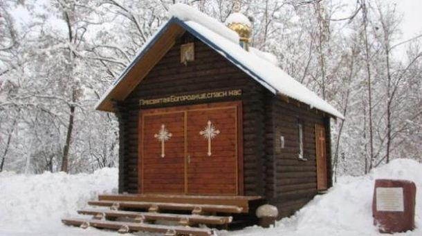Храм на честь ікони Божої Матері