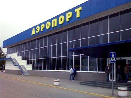 Сімферопольський аеропорт