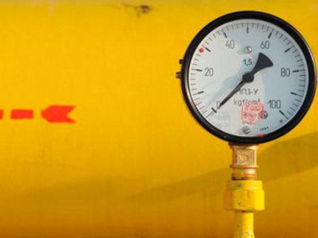 Газовий лічильник