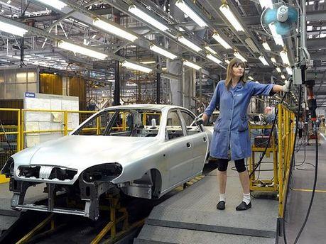 Виробництво автомобілів