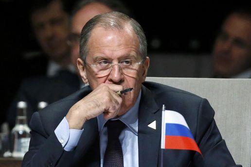 Лавров объяснил почему Россия хочет, но не может уважать целостность Украины