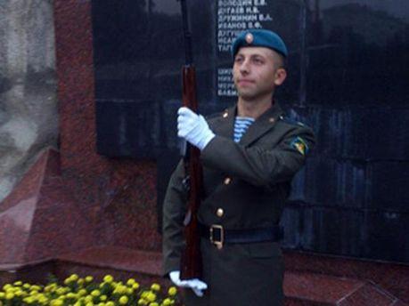 Загиблий військовий