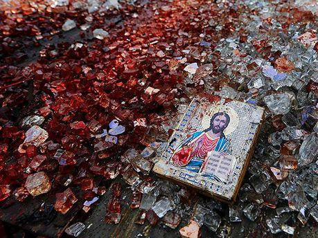 На Донбассе нет свободы религии