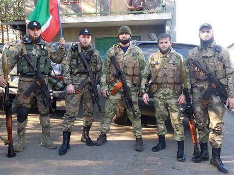 Чеченці