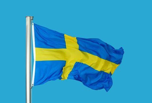 Шведський прапор