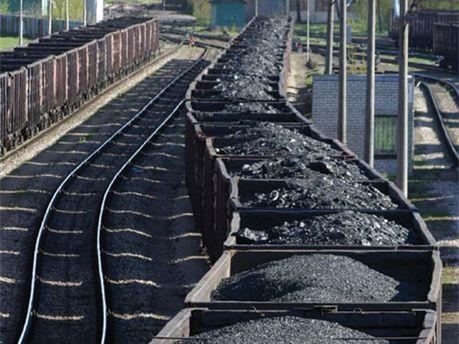 Поставка угля