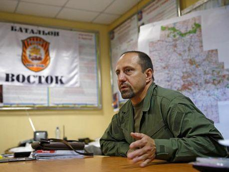 Один из главарей террористов А. Ходаковский