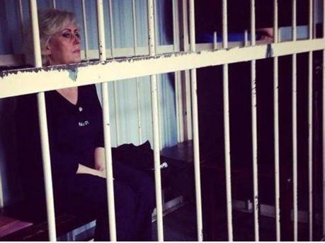 Неле Штепе продлили арест