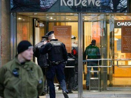 Торговый центр KaDeWe