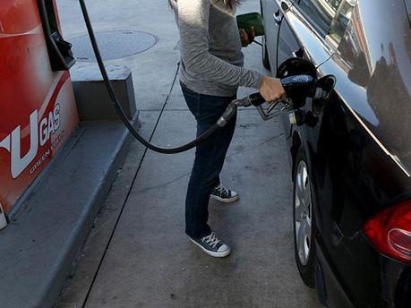 Заправка автомобіля