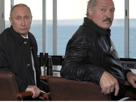 """Путин планирует отдельную встречу с Лукашенко, чтобы поговорить """"о впечатлениях от Киева"""""""