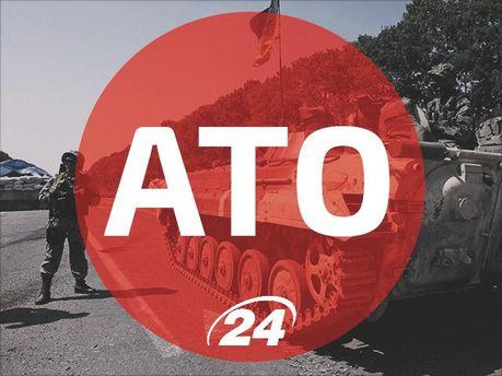 За час проведення АТО загинули 153 українських правоохоронців, — МВС