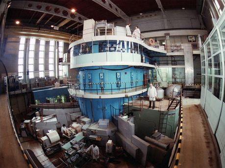 Саласпилский ядерный реактор