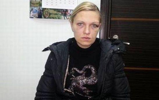Задержана жительница Луганской области