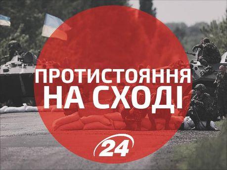 Боевики продолжают провоцировать украинских военных