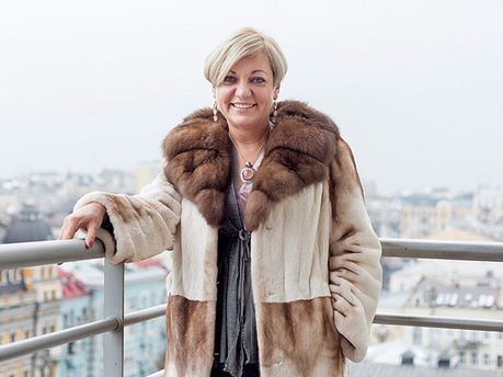 Валерія Гонтарєва