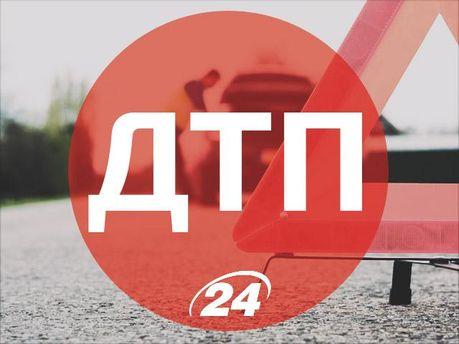 В  Днепропетровской области в ДТП погибли 4 пассажира