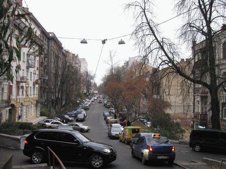 Вул. Франка в Києві