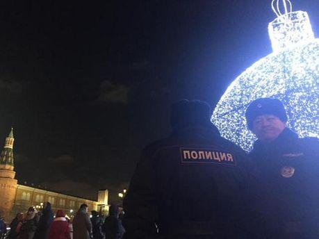 Поліція в Москві