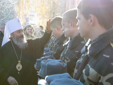Освобожденные из плена бойцы ВСУ