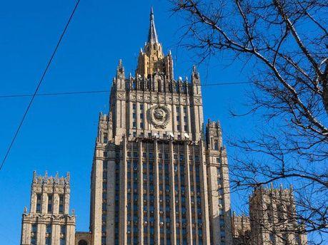 Будівля МЗС РФ