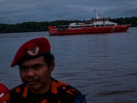 Корабель індонезійської рятувальної служби