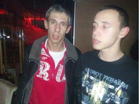 Олексій Панін в Одесі