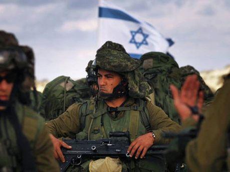 Израильский военный