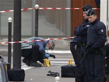 Теракт у Франції