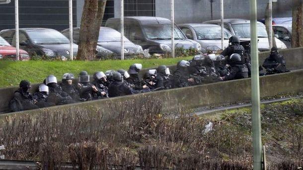 Cпецназовцы