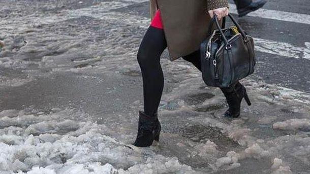 В Украине потеплеет