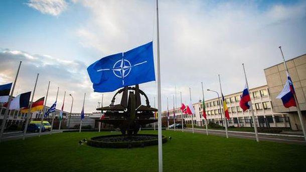 Флаги НАТО